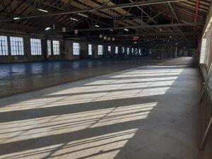 Réalisation de travaux à l'usine Michelin de Clermont Ferrand