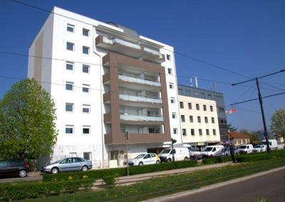 Réalisation de 28 logements à la résidence Diploria de Dijon
