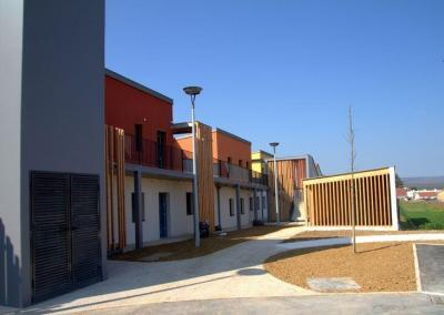 Construction d'une résidence sénior de 20 logements à Asnières les Dijon