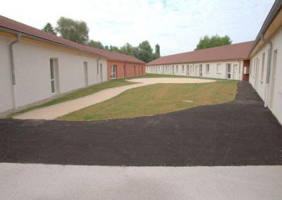 Construction de 30 logements pour personnes âgées à Bletterans