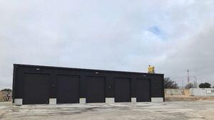 Construction d'un hangar matériel pour ENEDIS