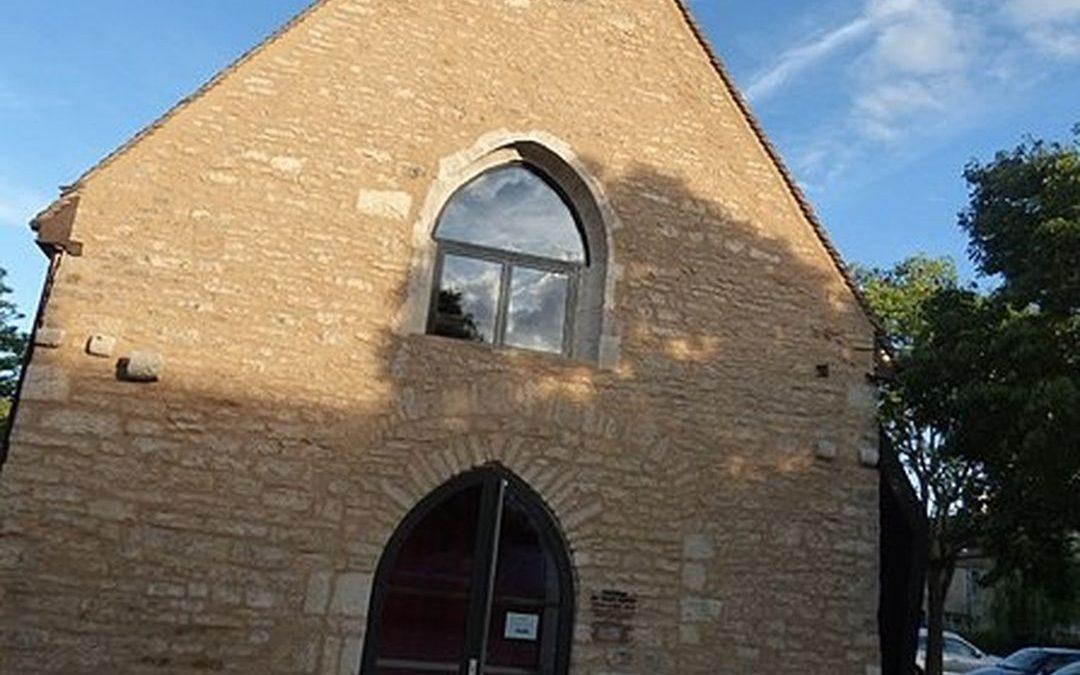 Rénovation de la chapelle Saint Esprit de Beaune