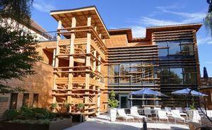 Création d'un complexe spa, restaurant et séminaire pour Bernard LOISEAU