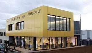 Extension du CFAI Bâtiment de Dijon