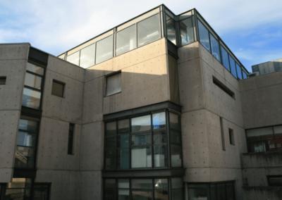 Construction d'un bâtiment pour l'INRA de Poligny