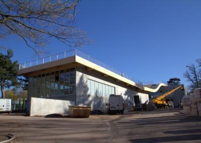 Restructuration de la piscine du Creusot