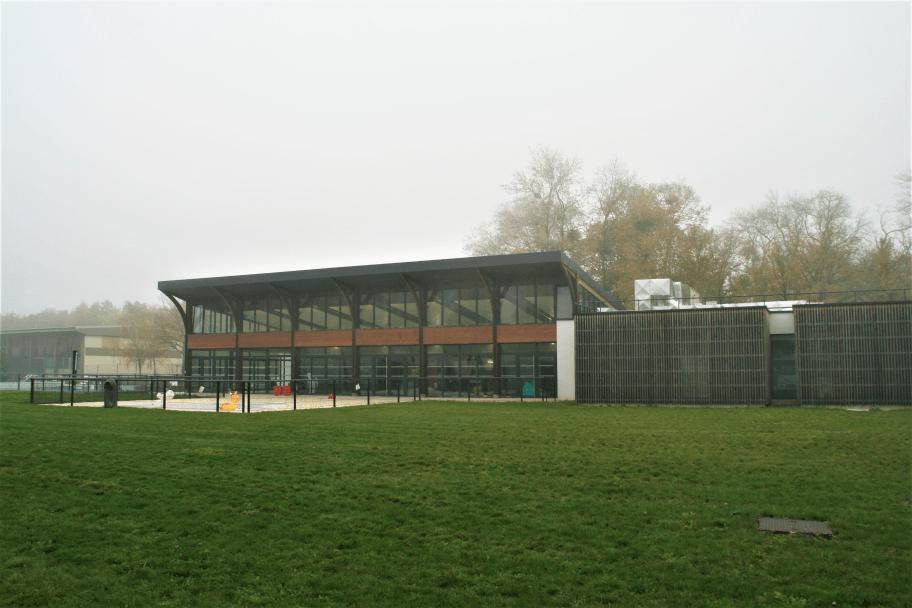 Restructuration et extension de la piscine de Nuits Saint Georges