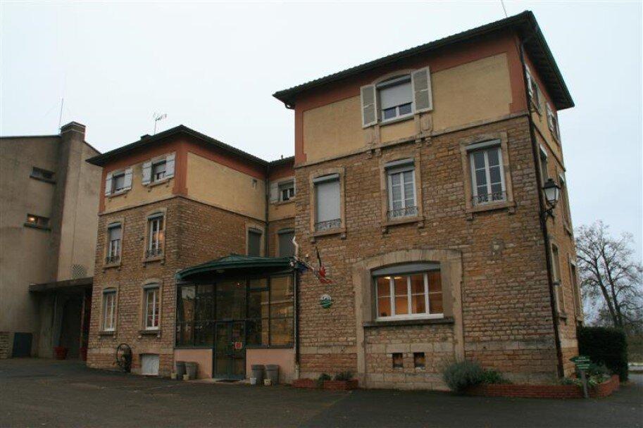 Réhabilitation du lycée horticole de Tournus