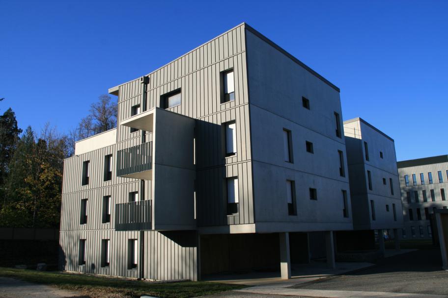 Construction d'un pôle santé et logements à Lons le Saunier