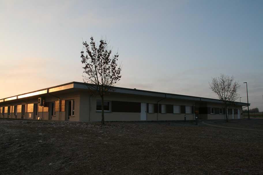 Extension du foyer d'accueil médicalisé de l'ADAPEI d'Is Sur Tille