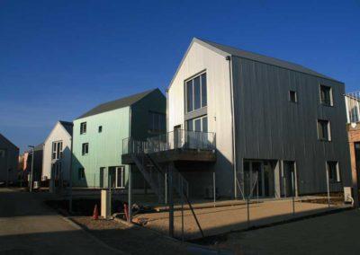 Construction de 40 Logements collectifs rue Saint John Perse à Dijon