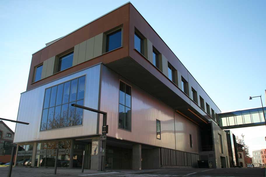 Construction d'un pôle d'excellence CFAI à Chalon sur Saône